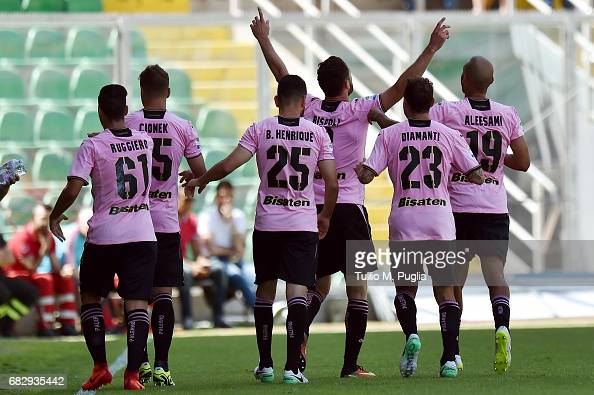 US Citta di Palermo v Genoa CFC - Serie A : News Photo