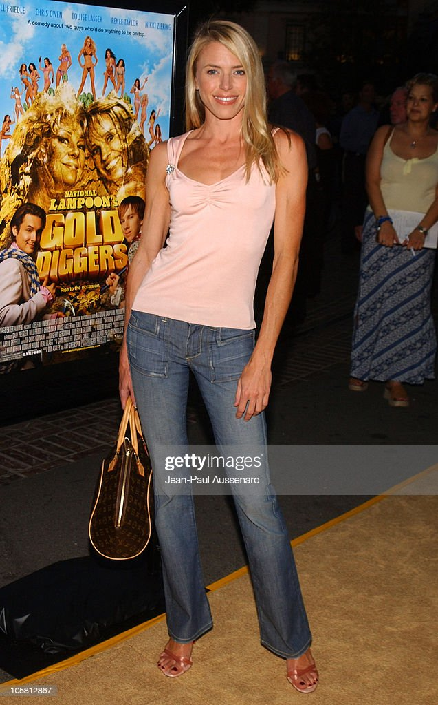 Andrea Robinson during 'National Lampoon's Gold Diggers' Premiere - Arrivals at The Grove Stadium 14 in Los Angeles, California, United States.