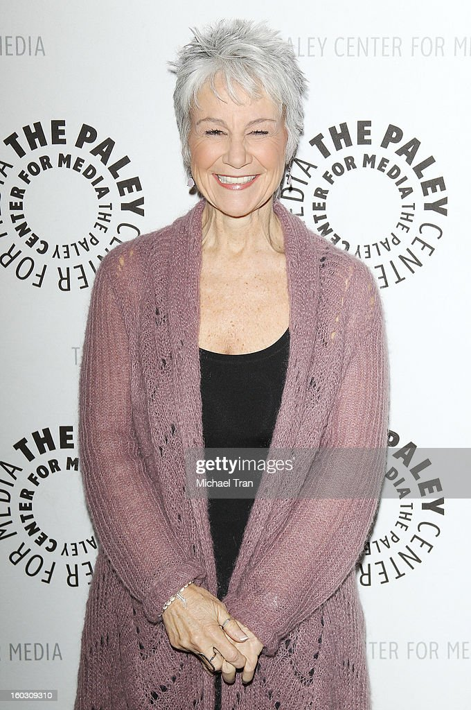 Andrea Romano arrives at The Paley Center for Media and Warner Bros. Home Entertainment host 'Batman: The Dark Knight Returns, Part 2' West Coast premiere held on January 28, 2013 in Beverly Hills, California.