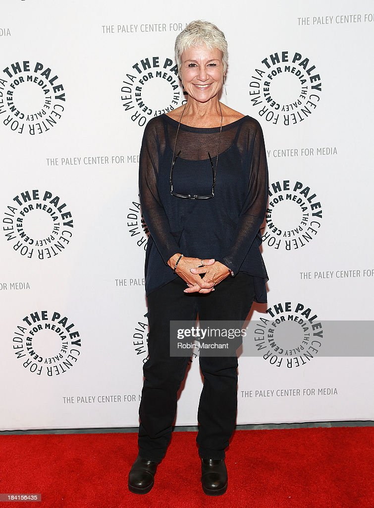 Andrea Romano attends 'An Evening With Batman: The Brave And The Bold'presented by the Paley Center For Media at Paley Center For Media on October 11, 2013 in New York City.