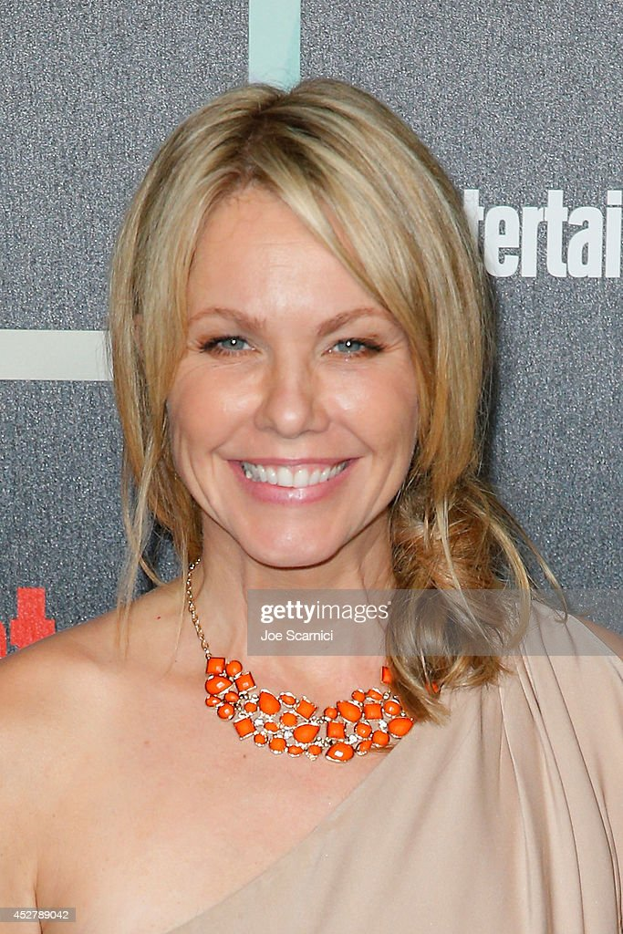 <a gi-track='captionPersonalityLinkClicked' href=/galleries/search?phrase=Andrea+Roth&family=editorial&specificpeople=617201 ng-click='$event.stopPropagation()'>Andrea Roth</a> arrives to Entertainment Weekly's Annual Comic Con Celebration during Comic-Con International 2014 at Float at Hard Rock Hotel San Diego on July 26, 2014 in San Diego, California.