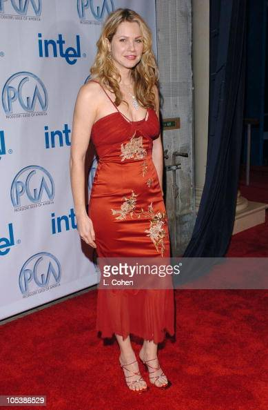 Andrea Roth during 16th Annual Producers Guild Awards Red Carpet at Culver Studios in Culver City California United States