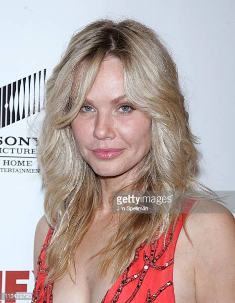 Andrea Roth during 'Rescue Me' New York City Premiere Arrivals at AMC Theater on 42nd Street in New York City New York United States