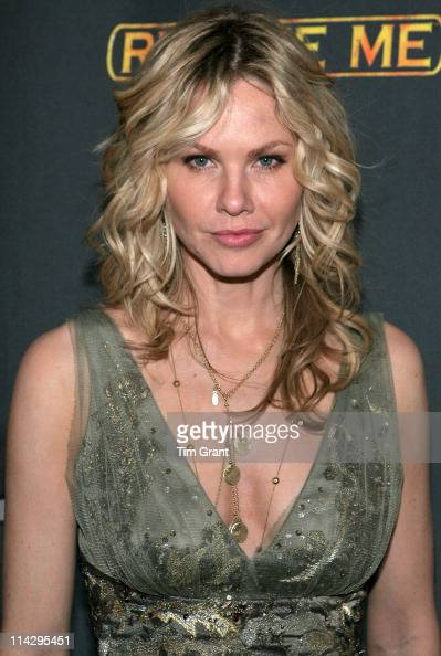 Andrea Roth during 'Rescue Me' Season Three New York Premiere Screening at Ziegfeld in New York City New York United States