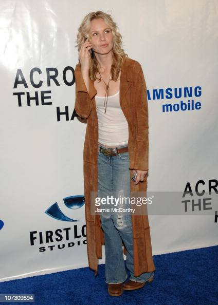 Andrea Roth during Samsung and First Look Studios Presents 'Across The Hall' Premiere Screening and Party at Samsung Experience at The Time Warner...