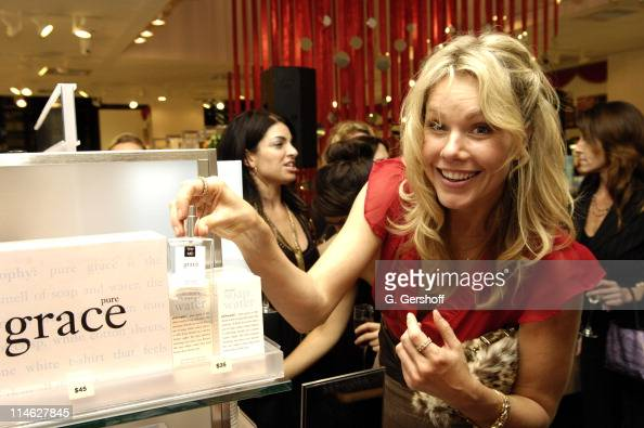 Andrea Roth of 'Rescue Me' during Gotham Magazine Hosts Grand Opening of New Sephora Store on Lexington Ave in Aid of the Denis Leary Firefighters...