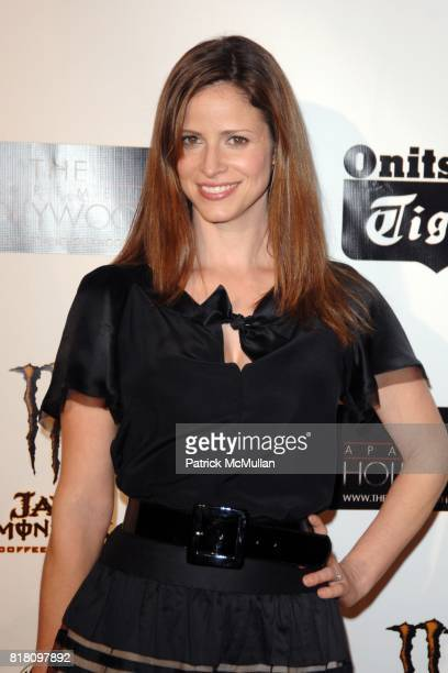 Andrea Savage attends OFFICIAL Film WRAPPARTY for Stardust Pictures BFF Baby at The Colony on November 17 2010 in Hollywood California