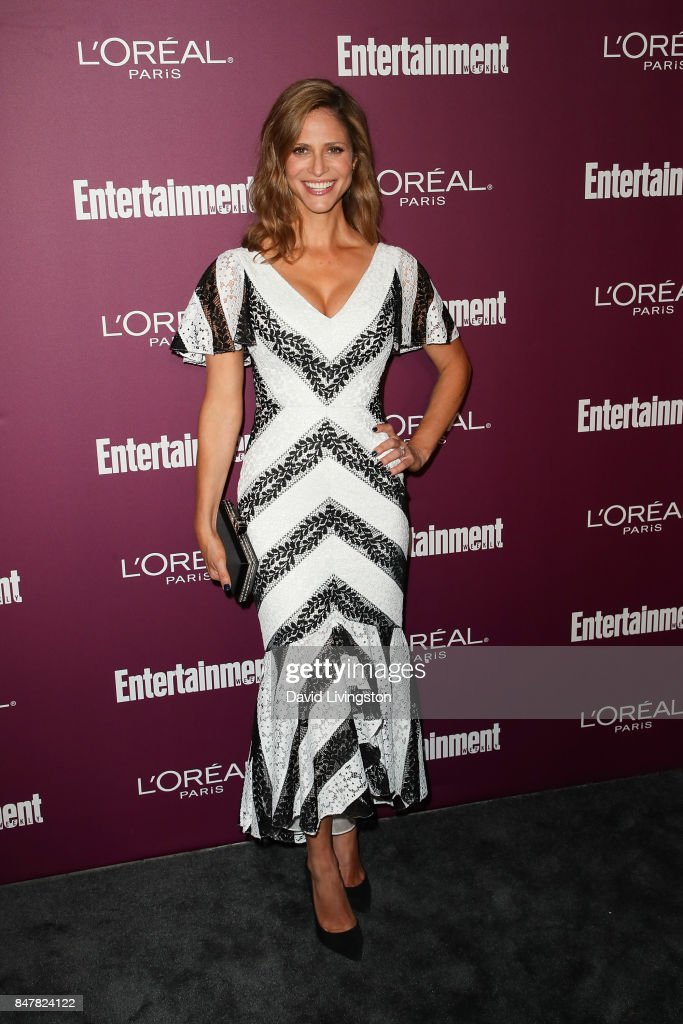 Andrea Savage attends the Entertainment Weekly's 2017 Pre-Emmy Party at the Sunset Tower Hotel on September 15, 2017 in West Hollywood, California.