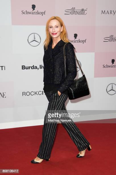 Andrea Sawatzki attends the Tribute To Bambi at Station on October 5 2017 in Berlin Germany