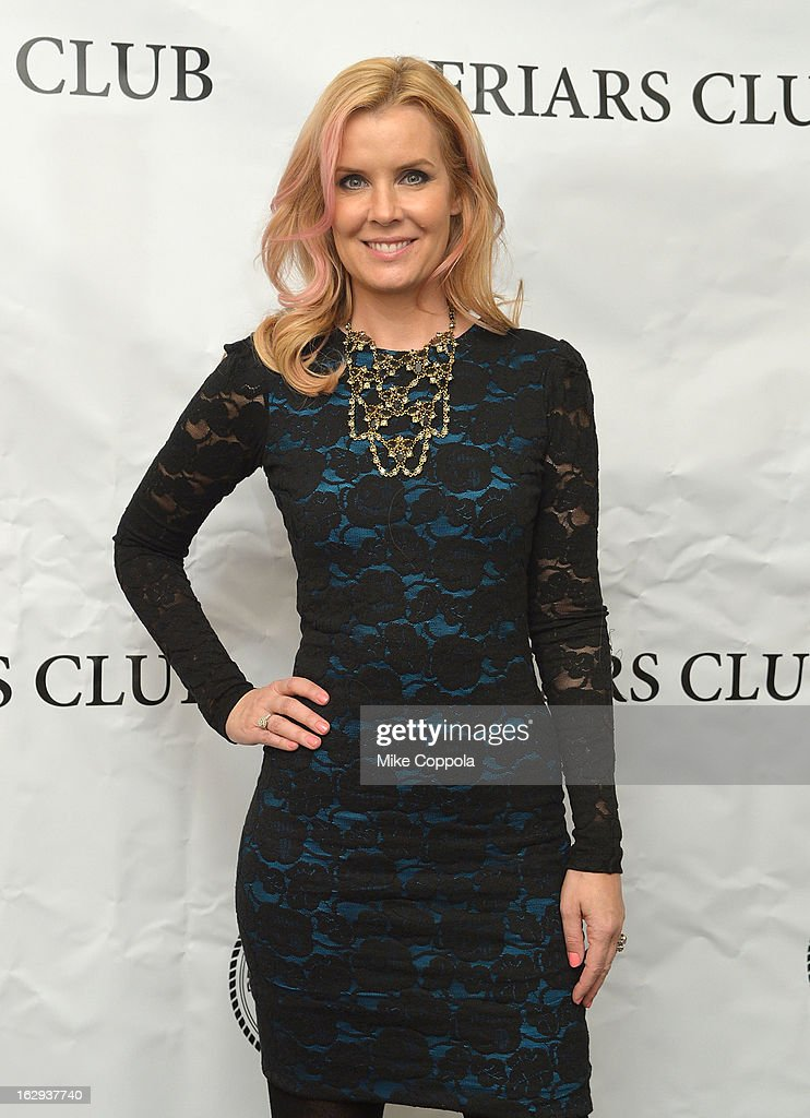 'So You Think You Can Roast?' Celebrating Ricky Schroder at New York Friars Club on March 1, 2013 in New York City.