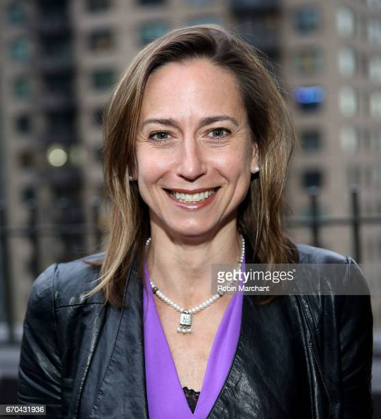 Andrea Sullivan attends Luna Bar And Motivate Design Present Wage On Making The Wage Gap History at WestHouse Hotel on April 19 2017 in New York City