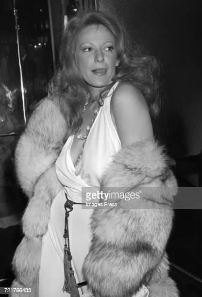 Andrea True disco diva circa 1978 in New York City