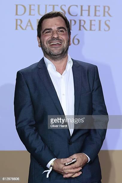 Andreas Altenburg attends the Deutscher Radiopreis at Schuppen 52 on October 6 2016 in Hamburg Germany
