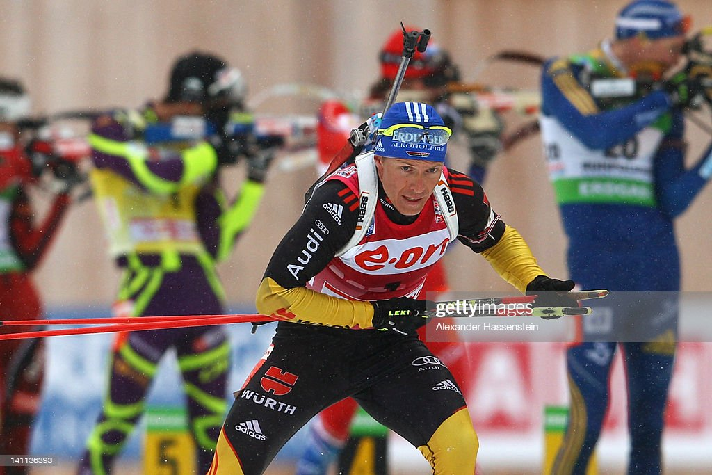 IBU Biathlon World Championships - Men's Mass Start