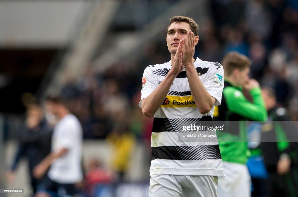 TSG 1899 Hoffenheim v Borussia Moenchengladbach - Bundesliga : News Photo