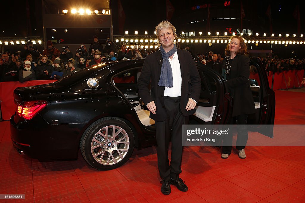 <a gi-track='captionPersonalityLinkClicked' href=/galleries/search?phrase=Andreas+Dresen&family=editorial&specificpeople=636522 ng-click='$event.stopPropagation()'>Andreas Dresen</a> attends 'Side Effects' Premiere - BMW at the 63rd Berlinale International Film Festival at Berlinale Palast on February 12, 2013 in Berlin, Germany.