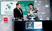 ESP: 'Copa Davis'  Raffle