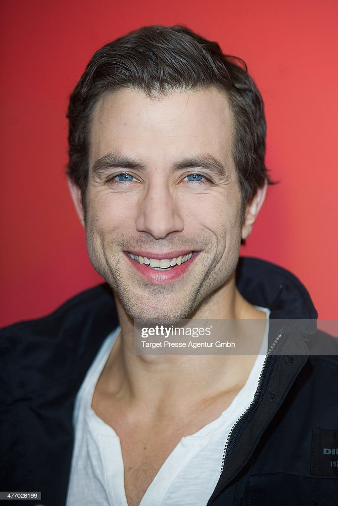 Andreas Jancke attends the 'Sing meinen Song - das Tauschkonzert' photocall at Asphalt Club on March 6, 2014 in Berlin, Germany.
