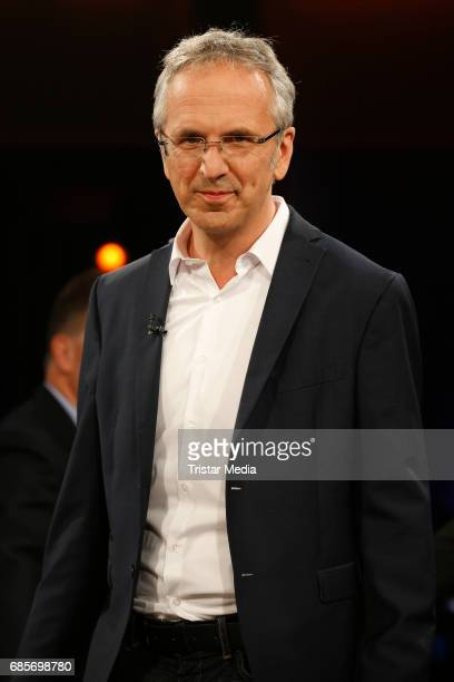 Andreas Michalsen is seen during the NDR Talk Show on May 19 2017 in Hamburg Germany