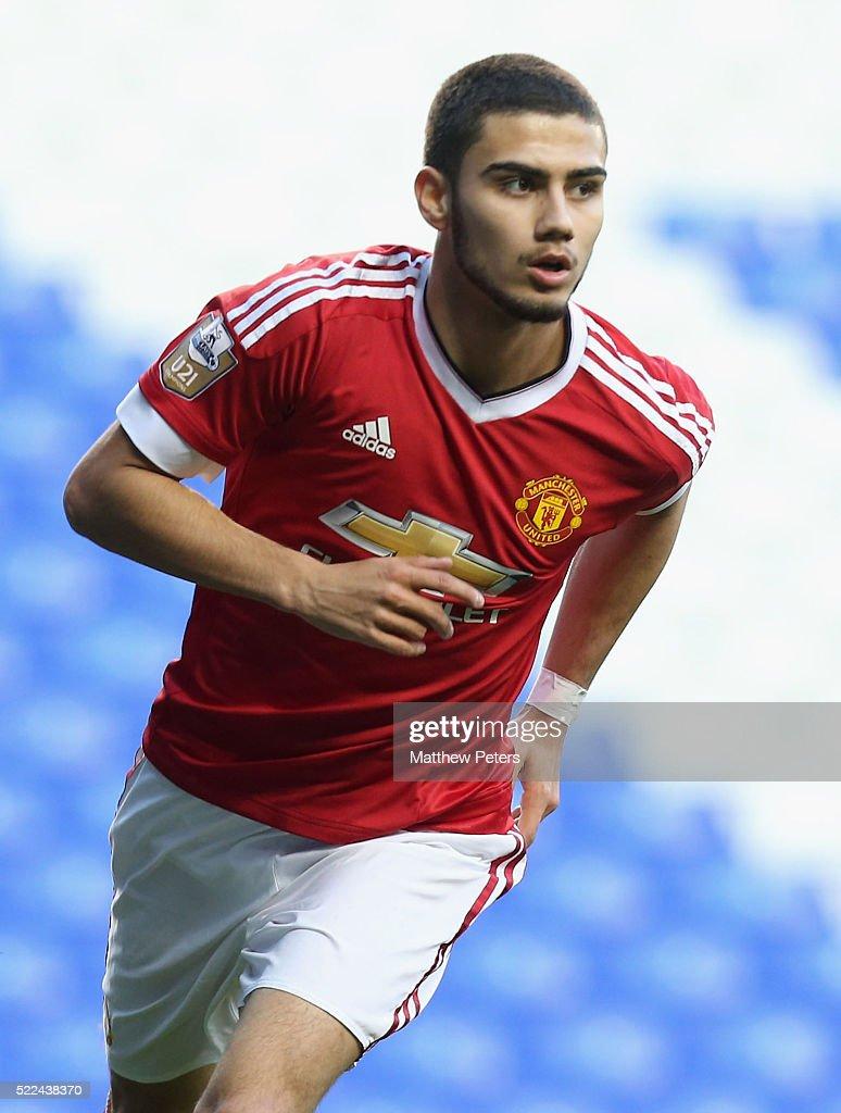 Tottenham Hotspur U21 v Manchester United U21: Barclays U21 Premier League