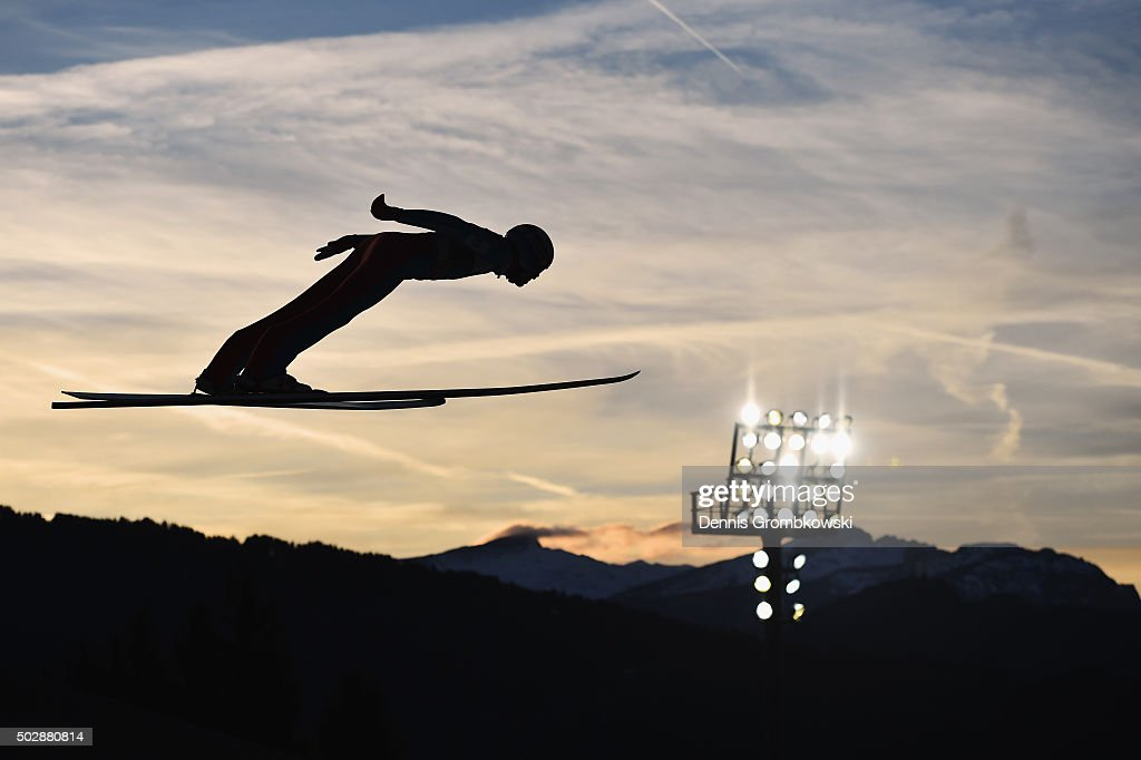 <a gi-track='captionPersonalityLinkClicked' href=/galleries/search?phrase=Andreas+Stjernen&family=editorial&specificpeople=6693989 ng-click='$event.stopPropagation()'>Andreas Stjernen</a> of Norway soars through the air during his competition jump on Day 2 of the 64th Four Hills Tournament event on December 29, 2015 in Oberstdorf, Germany.