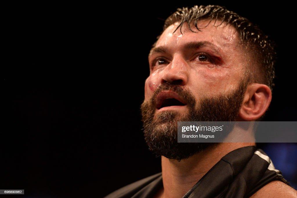 UFC Fight Night: Holm v Correia