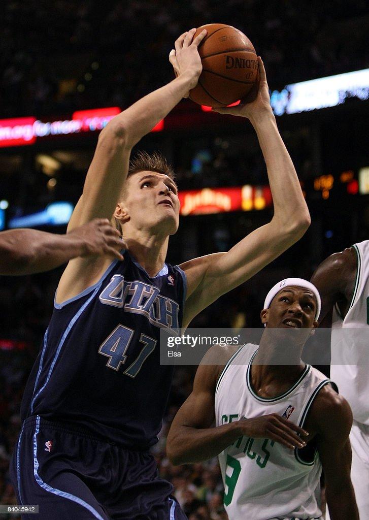 Rajon Rondo Celtics 2008