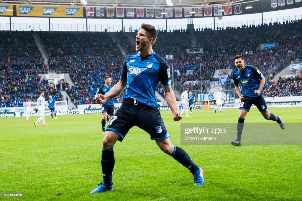 TSG 1899 Hoffenheim v SV Darmstadt 98 - Bundesliga