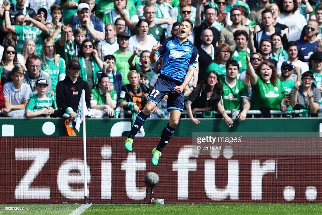 Werder Bremen v TSG 1899 Hoffenheim - Bundesliga