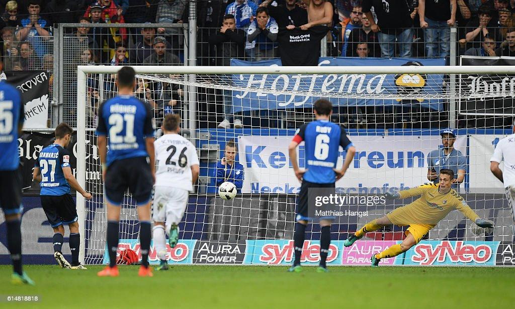 TSG 1899 Hoffenheim v SC Freiburg - Bundesliga