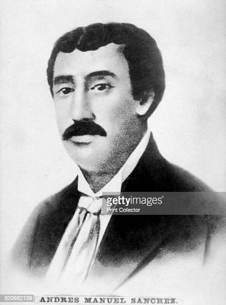 Andres Manuel Sanchez conspired with Aguero to free their homeland imprisoned and hanged with Aguero in Puerto Principe on the 16th March 1826 They...