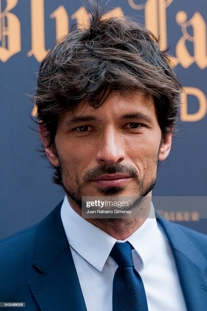 Ruben Velencoso attends 'Blue Label Awards' at Residence of the Ambassador of United Kingdom in Spain on June 28, 2016 in Madrid, Spain.