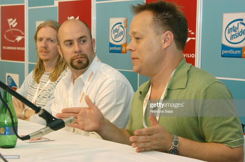 "2004 Cannes Film Festival - The Making of ""Shrek 2""  Panel"