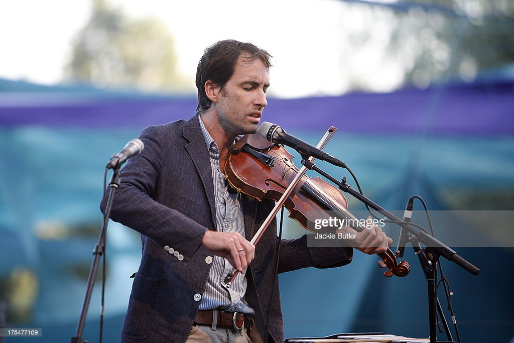 <a gi-track='captionPersonalityLinkClicked' href=/galleries/search?phrase=Andrew+Bird&family=editorial&specificpeople=2326239 ng-click='$event.stopPropagation()'>Andrew Bird</a> performs at Pickathon Music Festival on August 3, 2013 in Portland, Oregon.