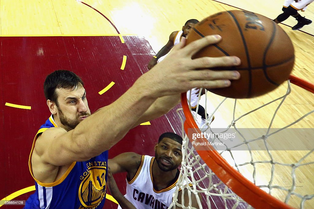 2016 NBA Finals - Game Three