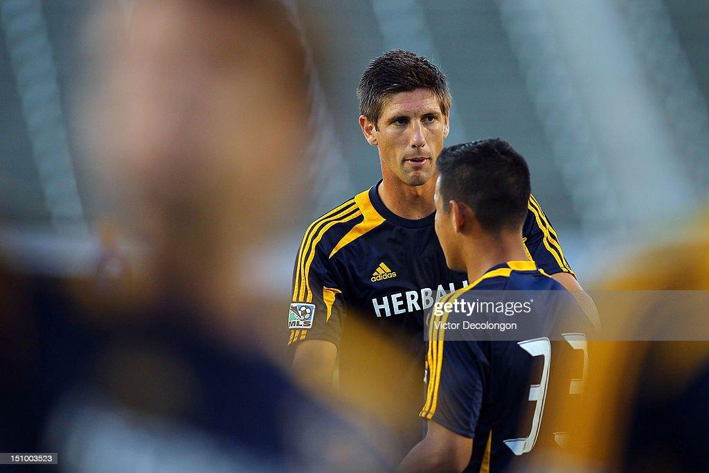 Puerto Rico Islanders v Los Angeles Galaxy - CONCACAF Champions League