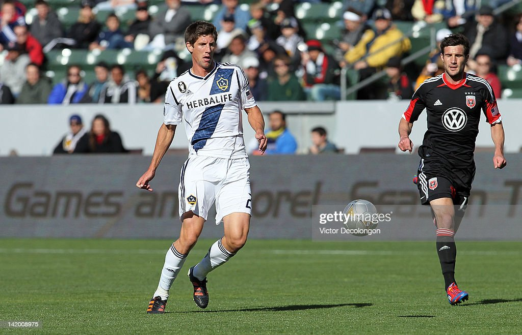 DC United v Los Angeles Galaxy