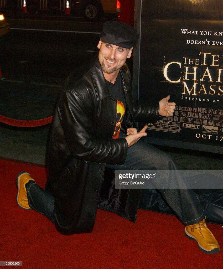 Andrews (TX) United States  City pictures : Andrew Bryniarski during 'The Texas Chainsaw Massacre' Premiere ...
