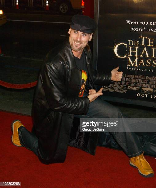 Andrew Bryniarski during 'The Texas Chainsaw Massacre' Premiere Arrivals at Mann's Chinese Theatre in Hollywood California United States