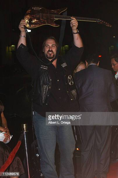 Andrew Bryniarski during 'The Texas Chainsaw Massacre The Beginning' Los Angeles Premiere Arrivals at Grauman's Chinese Theatre in Hollywood...