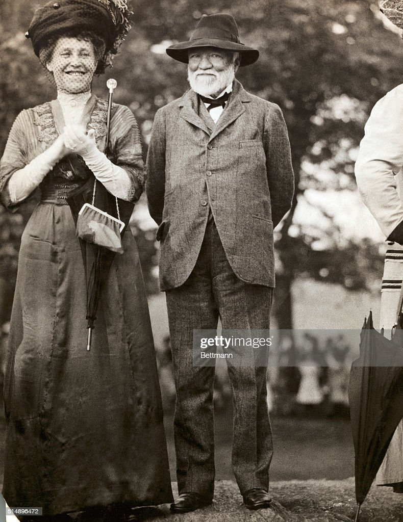 Andrew Carnegie | Getty Images