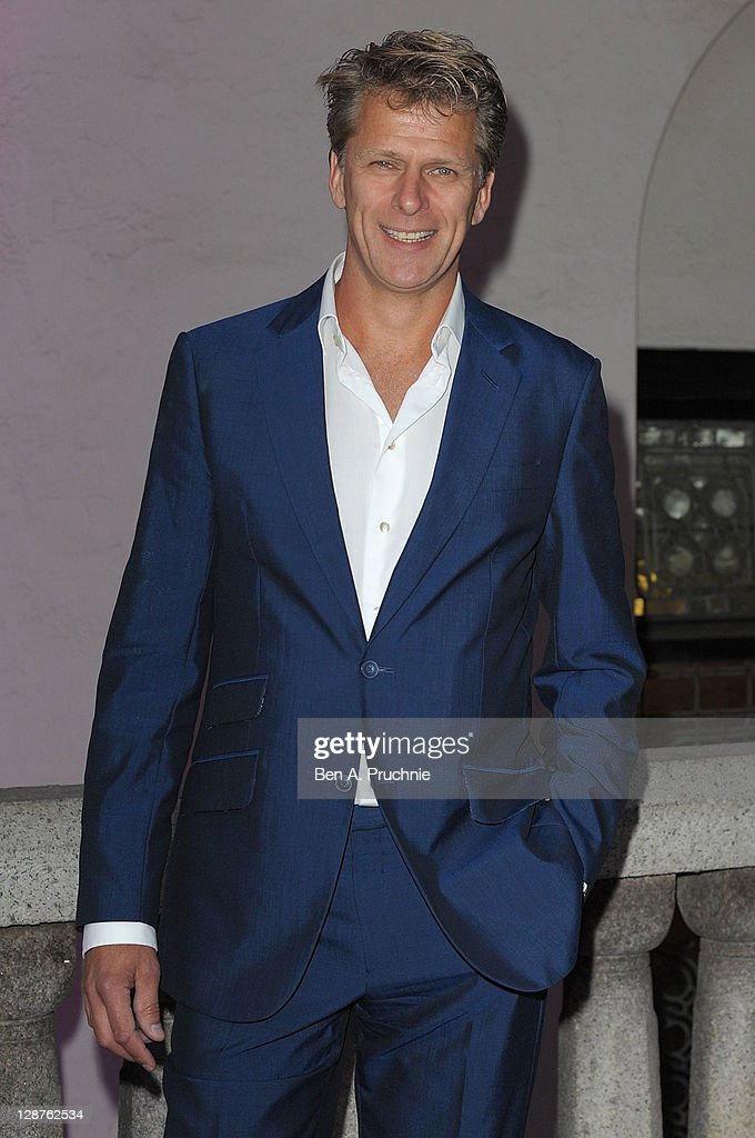 Andrew Castle attends The Inspiration Awards For Women 2011 at Cadogan Hall on October 7 2011 in London England