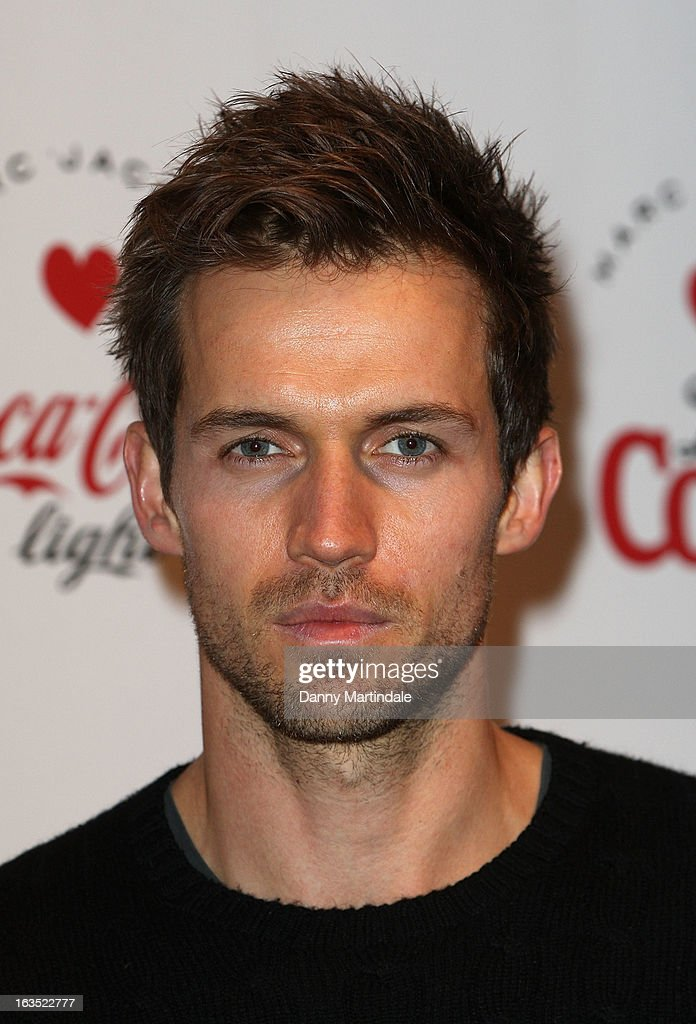 Andrew Cooper attends the launch party announcing Marc Jacobs as the Creative Director for Diet Coke in 2013 on March 11, 2013 in London, England.
