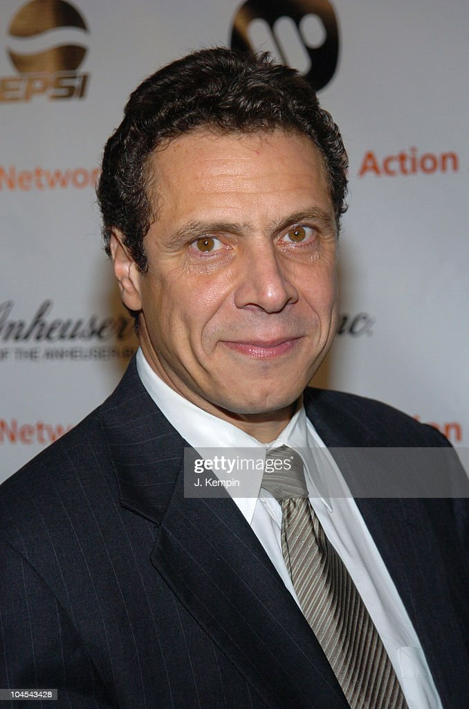 <a gi-track='captionPersonalityLinkClicked' href=/galleries/search?phrase=Andrew+Cuomo&family=editorial&specificpeople=228332 ng-click='$event.stopPropagation()'>Andrew Cuomo</a> during 3rd Annual Action Awards Benefit at The Lighthouse, Chelsea Piers in New York City, New York, United States.