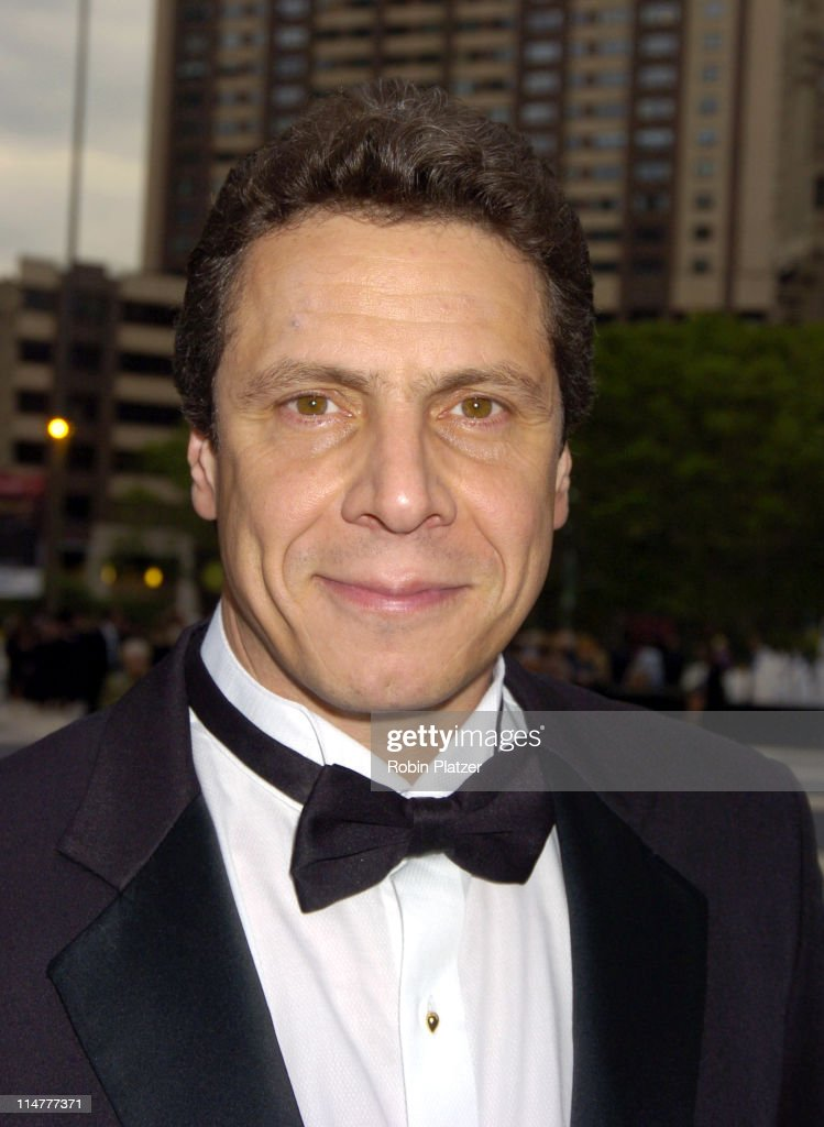<a gi-track='captionPersonalityLinkClicked' href=/galleries/search?phrase=Andrew+Cuomo&family=editorial&specificpeople=228332 ng-click='$event.stopPropagation()'>Andrew Cuomo</a> during 65th Annual American Ballet Theatre Spring Gala at The Metropolitan Opera House at Lincoln Center in New York City, New York, United States.