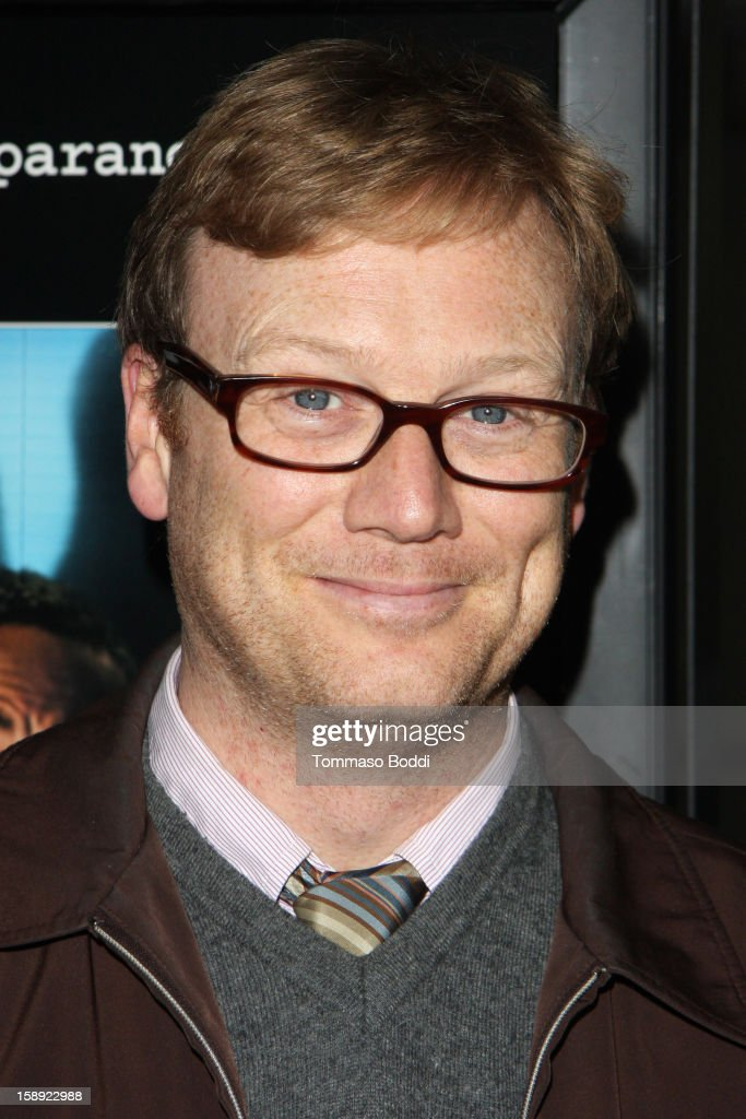 Andrew Daly attends the 'A Haunted House' Los Angeles premiere held at the ArcLight Hollywood on January 3, 2013 in Hollywood, California.