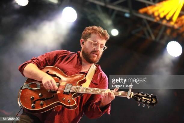 Andrew Davie of BearÕs Den performs at Electric Picnic Festival at Stradbally Hall Estate on September 3 2017 in Laois Ireland