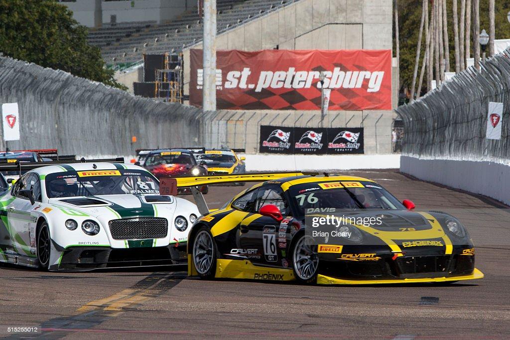 Pirelli World Challenge At St Petersburg Getty Images