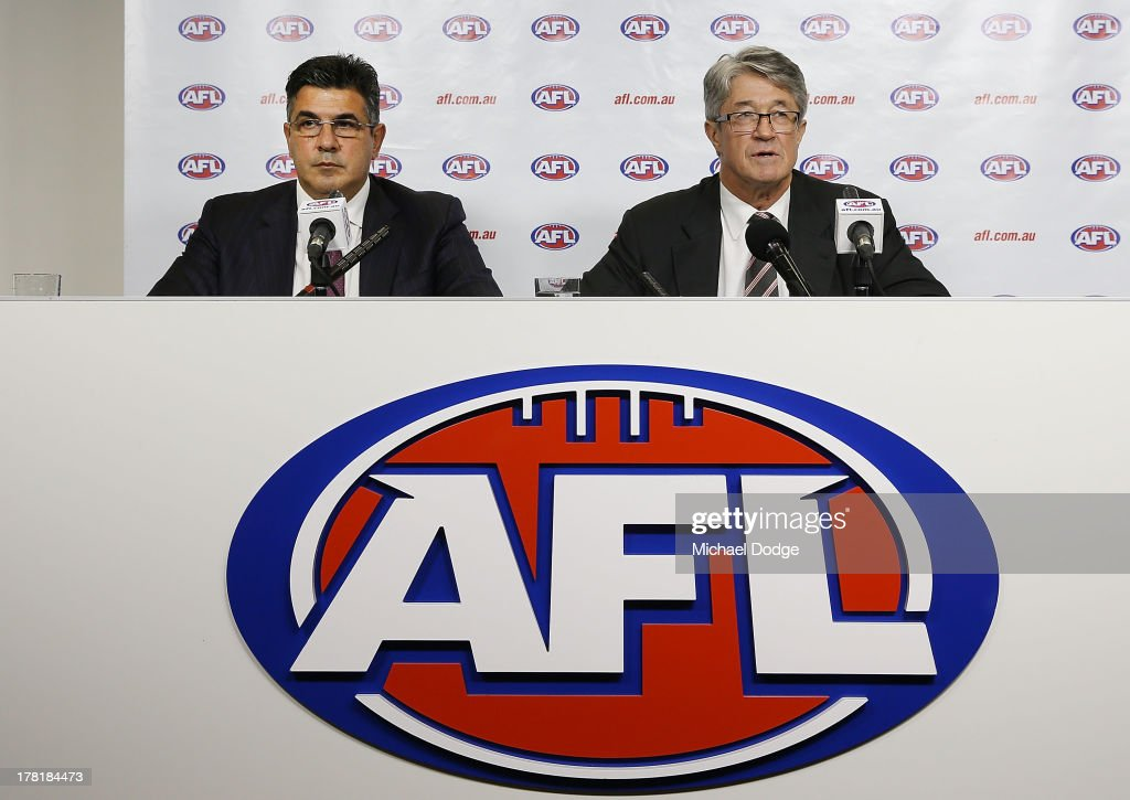 Essendon Bombers AFL Commission Hearing