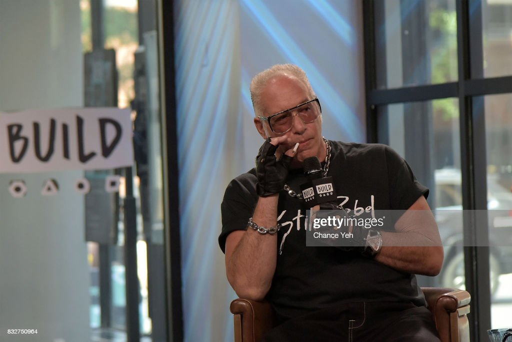 Andrew Dice Clay attends Build series to discuss 'Dice' at Build Studio on August 16, 2017 in New York City.